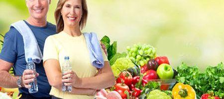 Control de peso saludable en la tercera edad