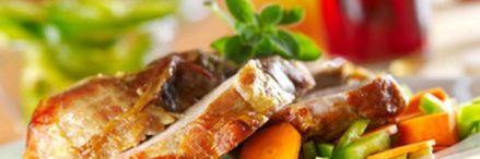 Adelgazar con una dieta alta en proteínas