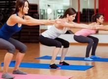Los ejercicios más eficientes para adelgazar
