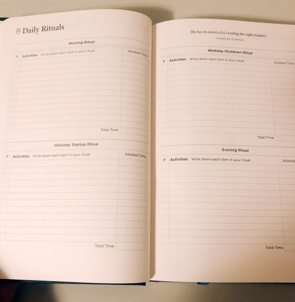 full focus planner Michael Hyatt