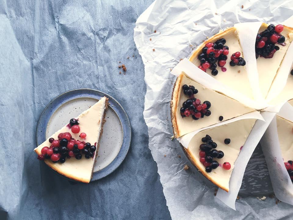 cheesecake fructe de padure