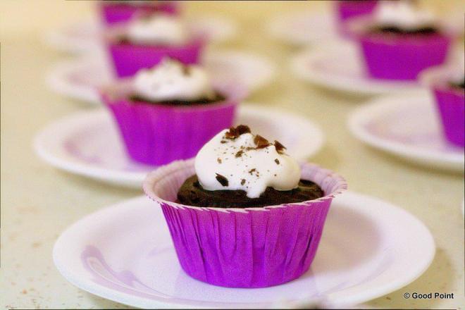 Hostess Cupcake