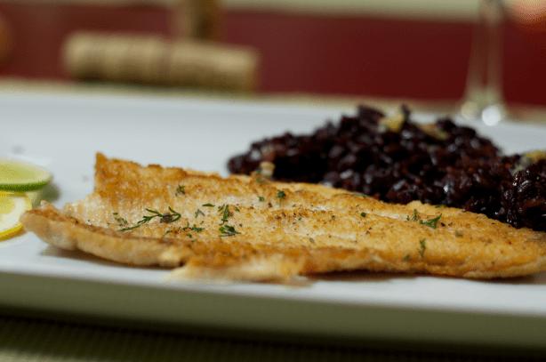 file de pastrav cu orez negru