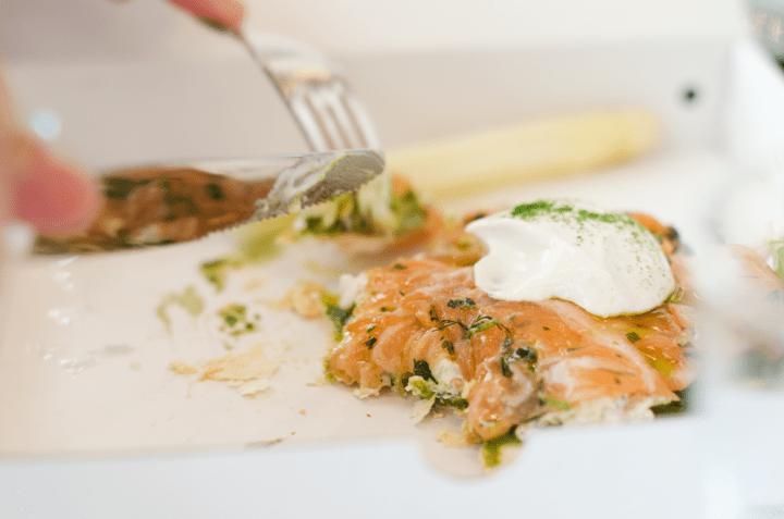 wild-garlic-dutch-asparagus ron gastrobar