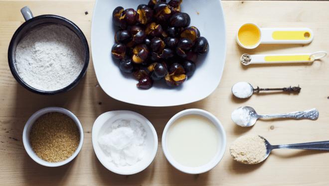ingrediente-prajitura-vegana-cu-corcoduse