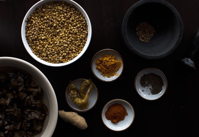 ingrediente dal vegan