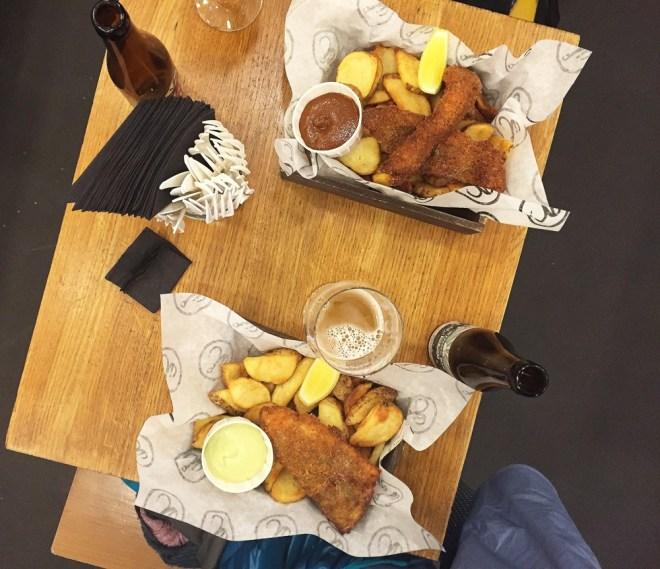 bia-mara fish and chips