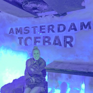 The Ice Bar!