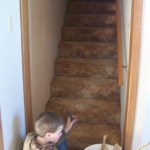 Tearing Out Carpet