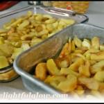 Apple Crisp Turned Peach