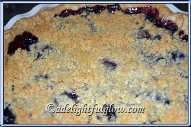 Best Blueberry Pie