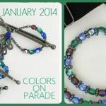 Colors on Parade~January 2014 Flexi