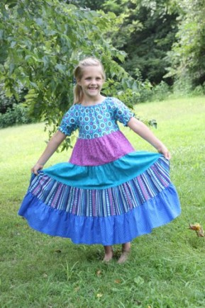girls_long_teal_magenta_and_blue_tiered_peasant_twirl_dress_size_5_6_a41fa967