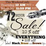 Sale Beginning Today at Lilla Rose ~ Oct 16, 2014