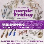 Purple Friday 24 Hour Sale at Lilla Rose