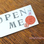 Open Me Gift Tags