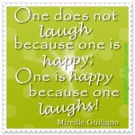 Ten Tips For Adding Laughter To Your Day