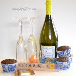 Cupcakes and Wine Gift Package
