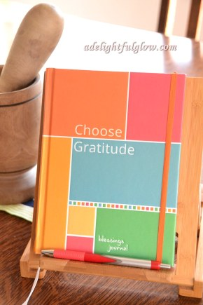 Choose Gratitude Journal