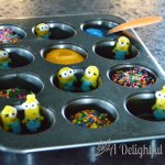 From the Farmhouse Kitchen: Table Setting and Build Your Own Cupcake