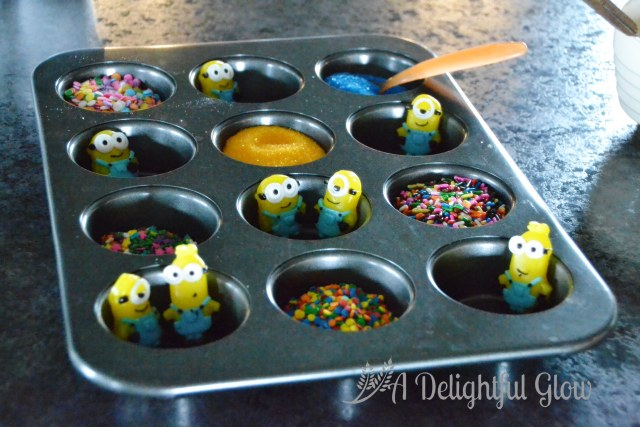 Build Your Own Cupcake Station