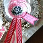 Valentine Prize Ribbons