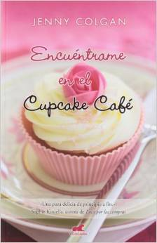 Reseña: Encuéntrame en el Cupcake Café, de Jenny Colgan.
