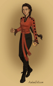 personajes-femeninos-fuertes-fantasia-juvenil-yelena