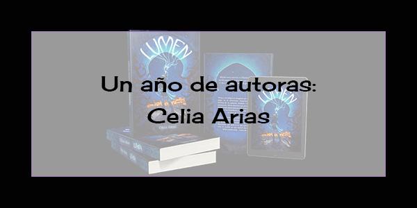 Un año de autoras: Celia Arias