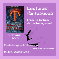 Club de lectura: Lecturas Fantásticas