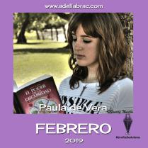 Un año de autoras - Paula de Vera