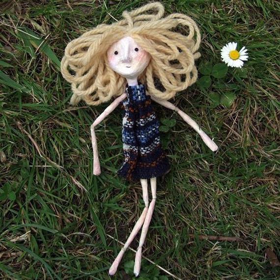 Katy - Rose Lullaby Dolls