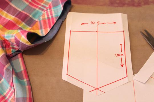 Adding a T-shirt Pocket