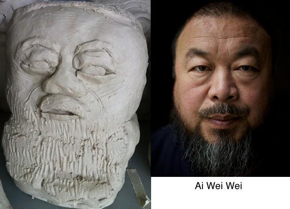 ai-wei-wei-clay-bust