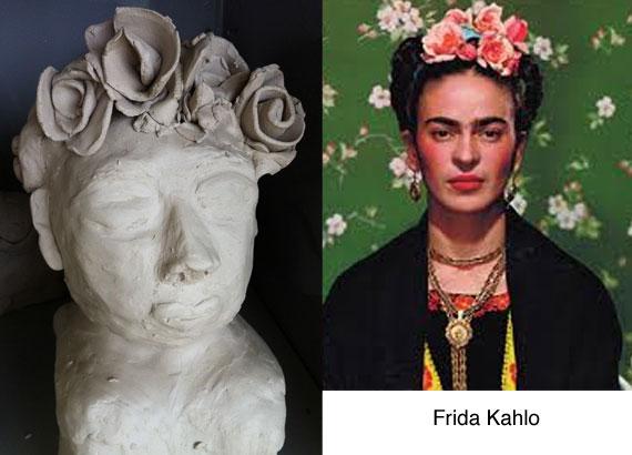 frida-kahlo-clay-bust