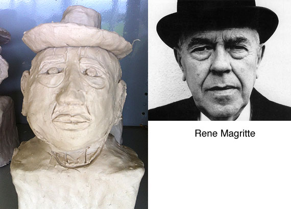 rene-magritte-clay-bust