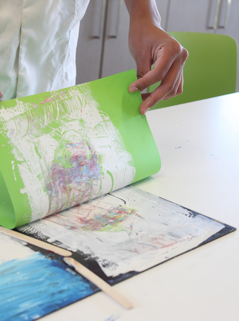 monoprinting workshop melbourne