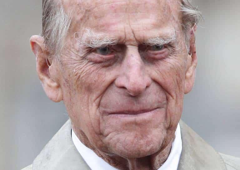 Prinz Philip Liegt Im Sterben