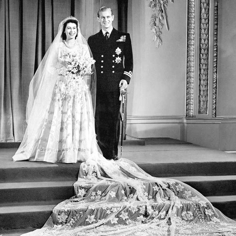 Elizabeth und Philip