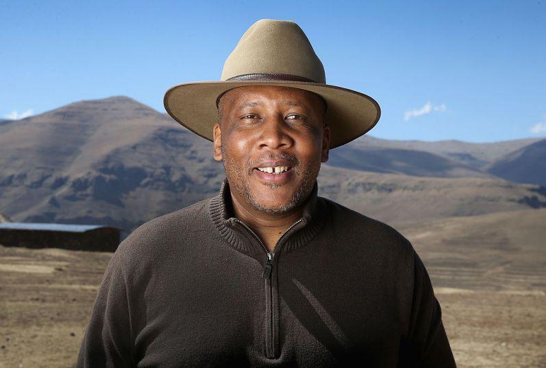 Das Königshaus von Lesotho