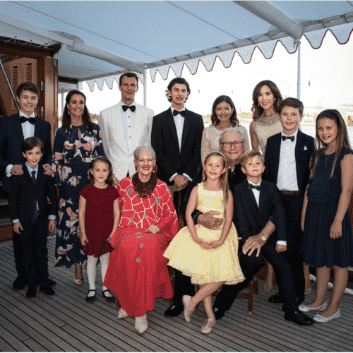 Die dänische Königsfamilie
