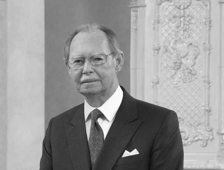 Ex-Großherzog Jean