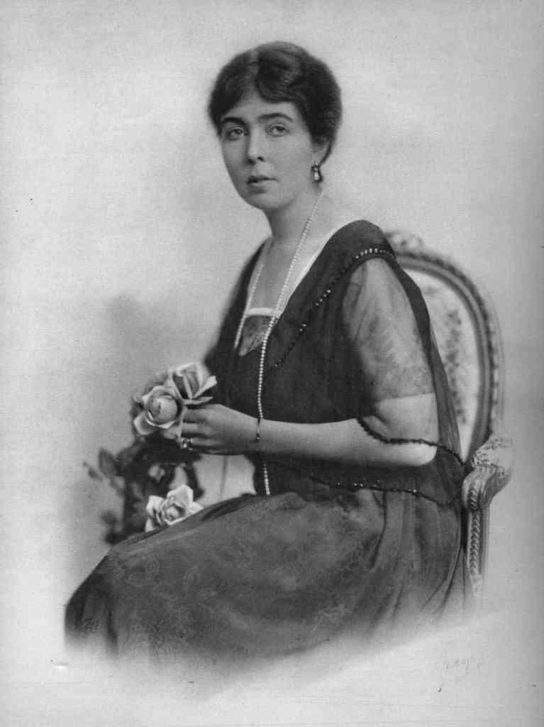 Kronprinzessin Margaret von Schweden (*1882-†1920)