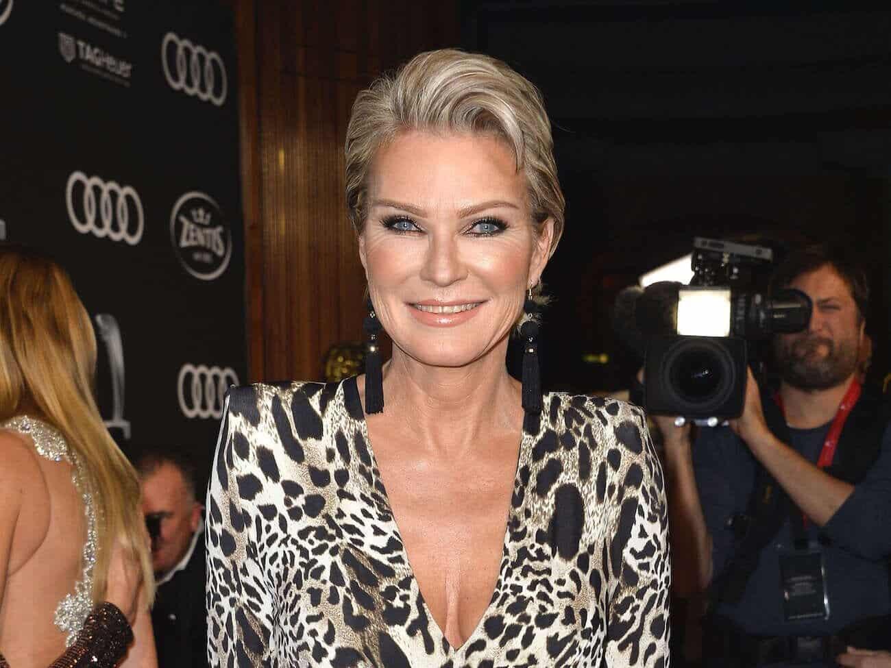 Stephanie von Pfuel: Im Bikini mit 59!