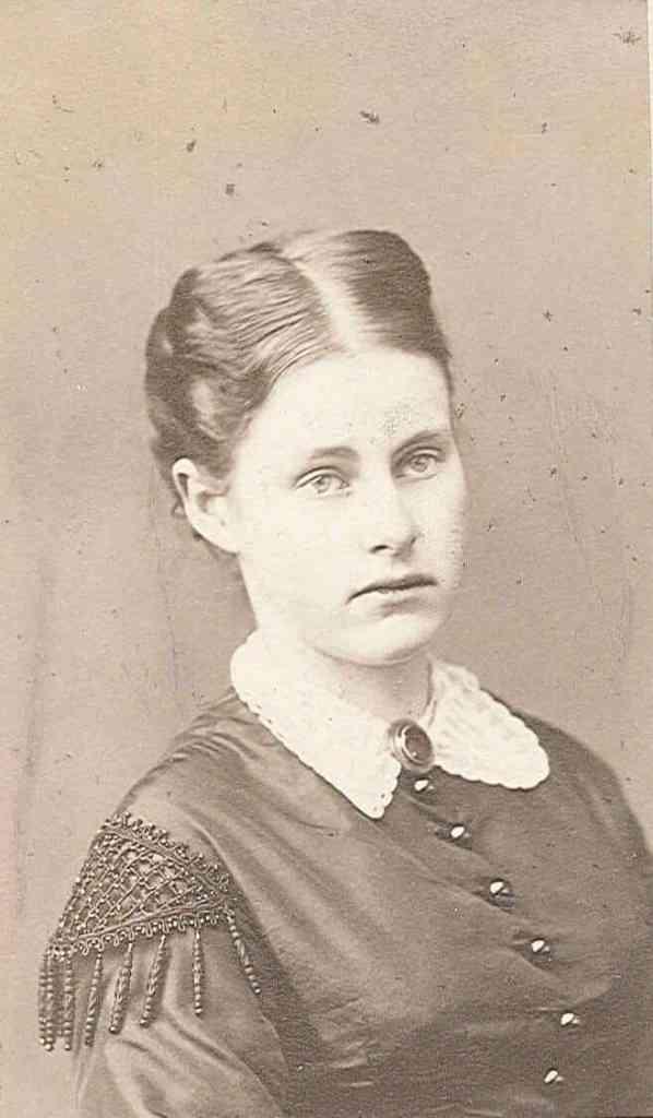 Erzherzogin Mathilde (*1849 - †1867)