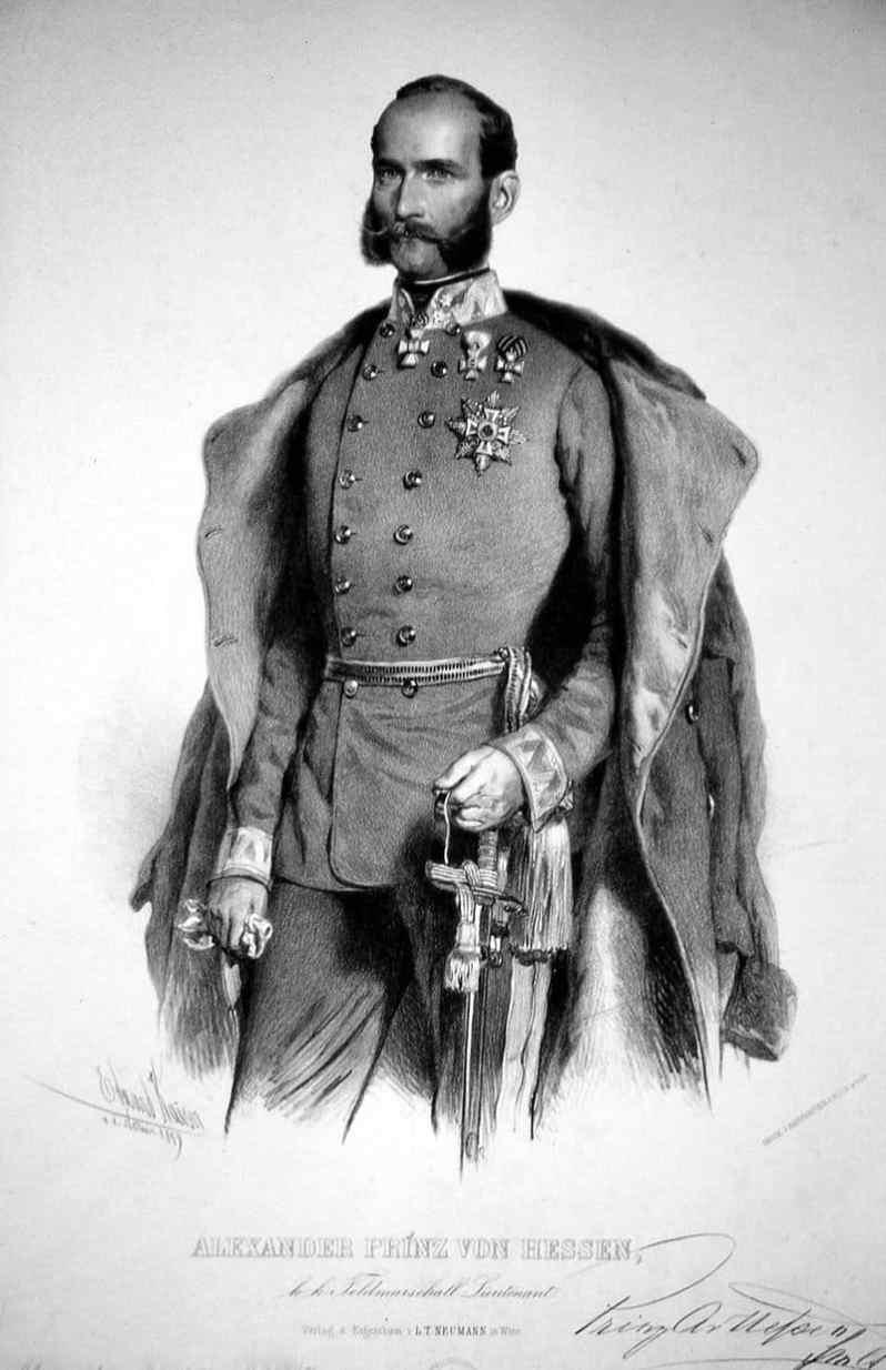 Alexander von Hessen