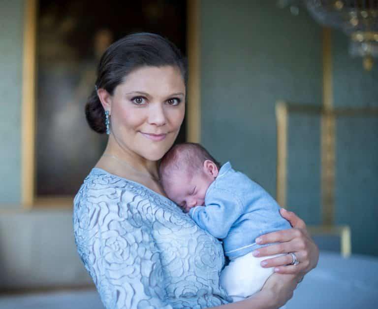 Prinz Oscar von Schweden.