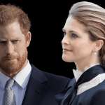 Prinz Harry und Prinzessin Madeleine