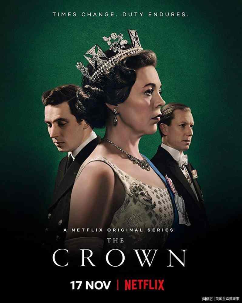 The Crown Staffel 3