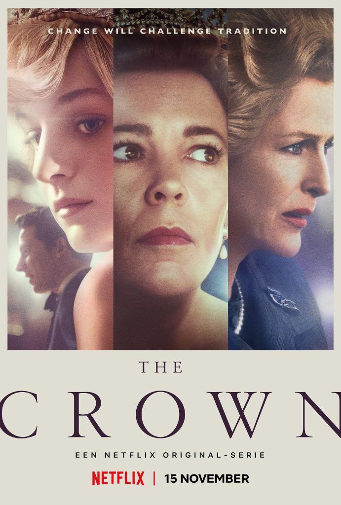 """The Crown"" Staffel 4"